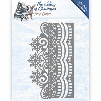 Amy Design Snijmal The Feeling of... - Crystal Bord ADD10111  per stuk
