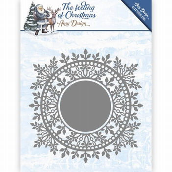 Amy Design Snijmal The Feeling of... - Crystal Circ ADD10110  per stuk