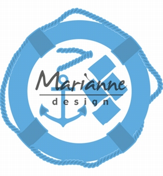 Marianne Design Creatables Nautical Set LR0532  per stuk