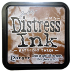 Distress ink KLEIN Gathered Twigs TDP40002 per stuk