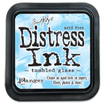 Distress ink KLEIN Tumbled Glass 27188  per stuk