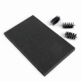 Sizzix Replacement Die Brush Roller en Foam pad 660514 per verpakking