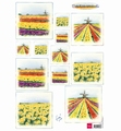 Marianne Design Knipvel Bulb Fields, Windmills  IT582 per vel