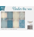 Joy! Crafts Papierset Under the Sea 6011/0514 per stuk