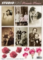 Studio Light knipvel Romantic Pictures 13 RPSL13* per stuk