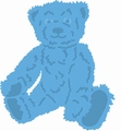 Marianne Design Creatables Tiny's Teddy Bear LR0465 per stuk