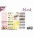 Joy! Crafts Papierset Holland 6011/0522 per verpakking