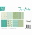 Joy! Crafts Papierset Ten Mile 6011/0524 per stuk