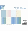 Joy! Crafts Papierset Mery's Soft Winter 6011/0545 per stuk