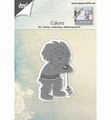 Joy Crafts Snijmal Eskimo 6002/0982 per stuk