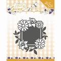 Precious Marieke Snijmal Early Spring - Square Label PM10113 per stuk
