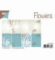 Joy! Crafts Papierset Design Flowers 6011/0530 per stuk