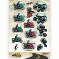 Amy Design knipvel Daily Transport - Motorcycling CD11036 per vel