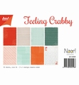 Joy! Crafts Papierset Feeling Crabby 6011/0559 per stuk