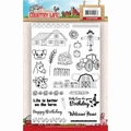 Yvonne Creations Stempel Country Life YCCS10039 per stuk