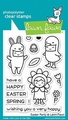 Lawn Fawn Clear Stamp Party LF1589 per stuk