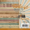 Yvonne Creations Paperpack Vintage Objects YCPP10017 per stuk
