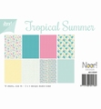 Joy! Crafts Papierset Tropical Summer 6011/0549 per stuk