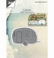 Joy Crafts Snijmal Caravan 6002/1097 per stuk