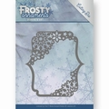 Jeanine's Art Snijmal Frosty Ornaments - Rectangle JAD10042 per stuk