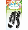 Joy! Crafts Clear Stamp Branches, Butterfly 6410/0490 per stuk