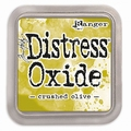 Distress Oxide Crushed Olive TDO55907 per stuk