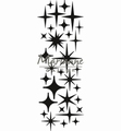 Marianne Design Craftables Punch Die: Star CR1448 per stuk