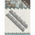 Amy Design Snijmal Snowflake Borders ADD10150 per stuk