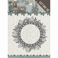 Amy Design Snijmal Holly Wreath ADD10149 per stuk