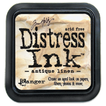 Distress ink GROOT Antique Linen 19497 per stuk