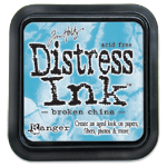 Distress ink GROOT Broken China 21414 per stuk