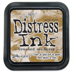 Distress ink GROOT Brushed Corduroy 21421 per stuk