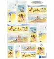 Marianne Design Knipvel Tiny's Beach nr. 2   IT0567* per vel