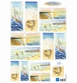 Marianne Design Knipvel Tiny's Beach nr. 3    IT0568* per vel