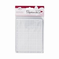 Docrafts Clear Stamp Block 10,5 x 13,5 cm   PMA9031001  per stuk