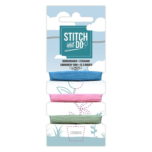 Borduurgaren Stitch & Do
