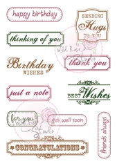 Greeting sets