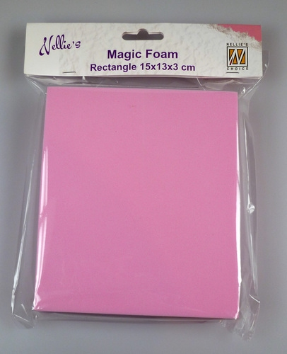 Magic Foam Blocs Nellie Snellen