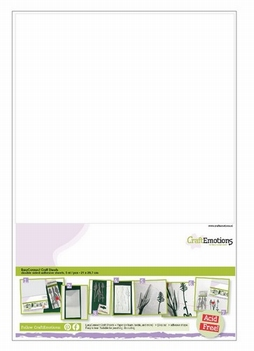 Craft Emotions Easyconnect Craft Sheet A4   119491/0004