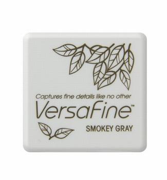 Versafine Sneldrogende inkt KLEIN Smokey Gray VF-SML-083