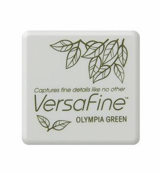 Versafine Sneldrogende inkt KLEIN Olympia Green VF-SML-061