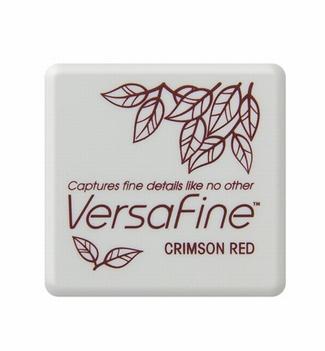 Versafine Sneldrogende inkt KLEIN Crimson Red VF-SML-011