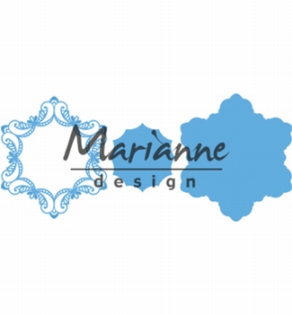Marianne Design Creatables Royal Frame LR0530  per stuk