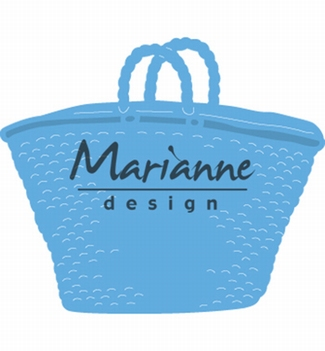 Marianne Design Creatables Beach Bag LR0543  per stuk