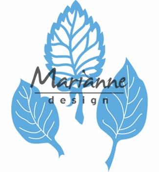 Marianne Design Creatables Anja's Leaf Set LR0547  per stuk