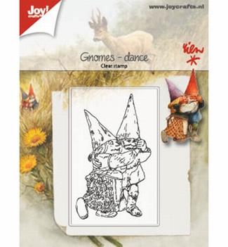 Joy! Crafts Clear Stamp Kabouterdans 6410/0510