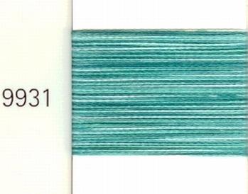 Mettler Borduurgaren Poly Sheen Multi kleurnummer 4820-9931