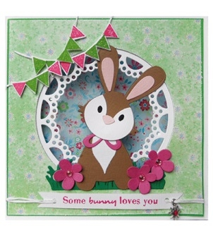 Marianne Design Collectables Bunny COL1354