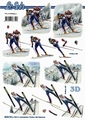 Le Suh Knipvel Skiën 8215710 per vel