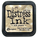 Distress ink KLEIN Old Paper TDP40057